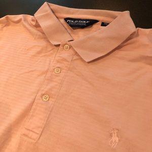 *Like New* Polo Golf Ralph Lauren Men's Gold Shirt